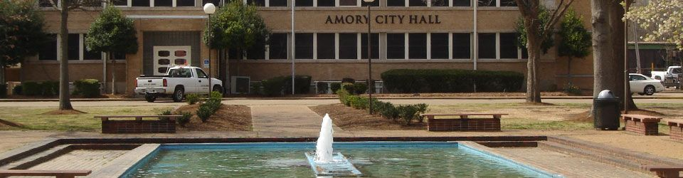 City Hall - Amory, MS | Amory, Mississippi | City