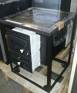 Cucina A Legna In Ghisa.Stufa Palazzetti Per Cucina A Legna In Muratura Piano Cottura