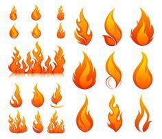Comment Dessiner Une Flamme Comment Dessiner Dessin Flamme Dessin