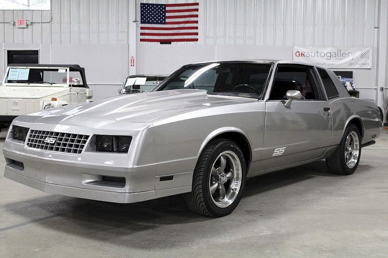 1985 Chevrolet Monte Carlo Gr Auto Gallery Chevrolet Monte Carlo Monte Carlo Chevrolet