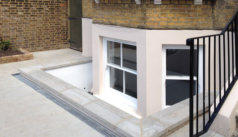 Basement Excavation London Part - 20: 2PM Were Commissioned For The Refurbishment Of This Victorian Terraced  House In The Telegraph Hill Conservation Area, London, SE14 Including  Basement ...