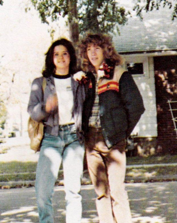 1980s high school fashion 45