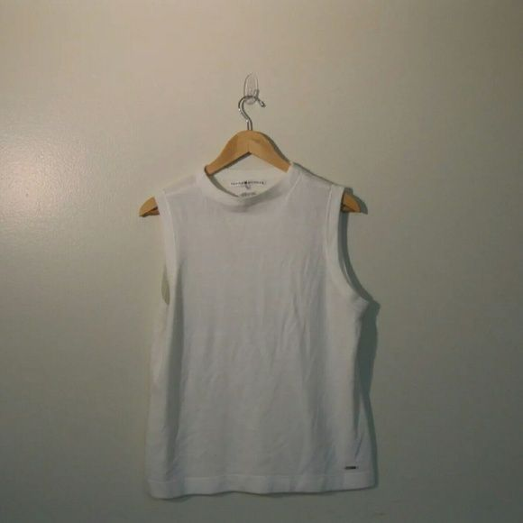 Tommy Hilfiger XL Sleeveless Top Extremelt soft material, Tommy Hilfiger XL tank top Tommy Hilfiger Tops Tank Tops