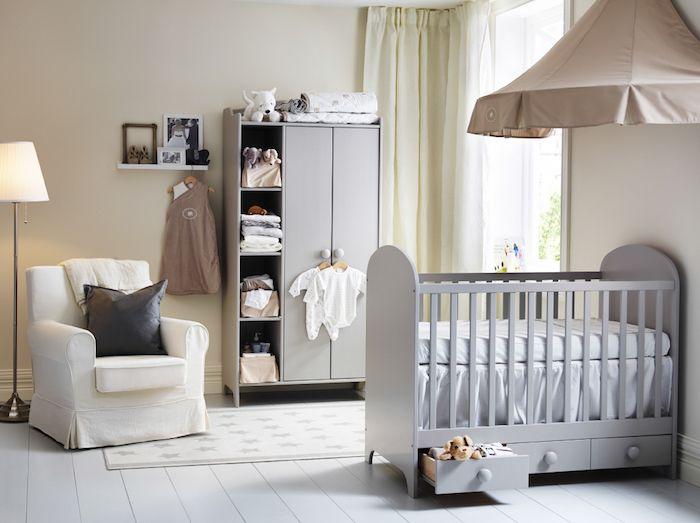 1001 + fantastische Ideen für Babyzimmer Deko | Ikea ...