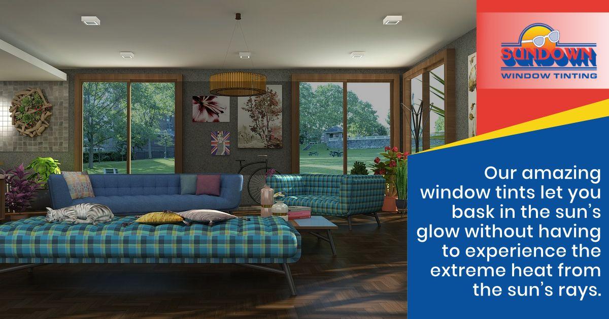 Pin By Sundown Window Tinting On Residential Window Film