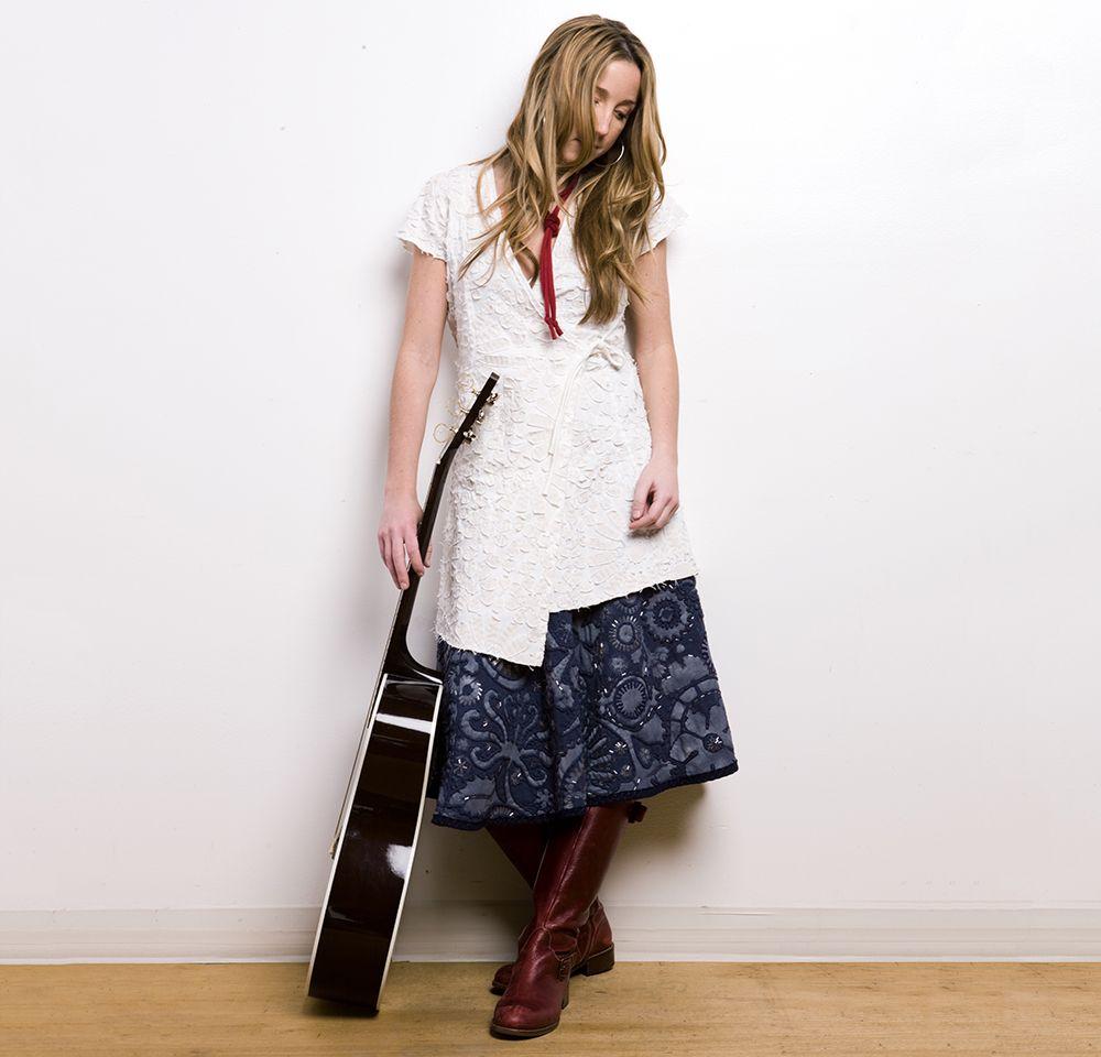 Image result for alabama chanin wrap dress | Alabama Chanin | Pinterest