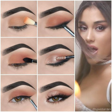 here we have compiled 40 simple eye makeup tips pictures