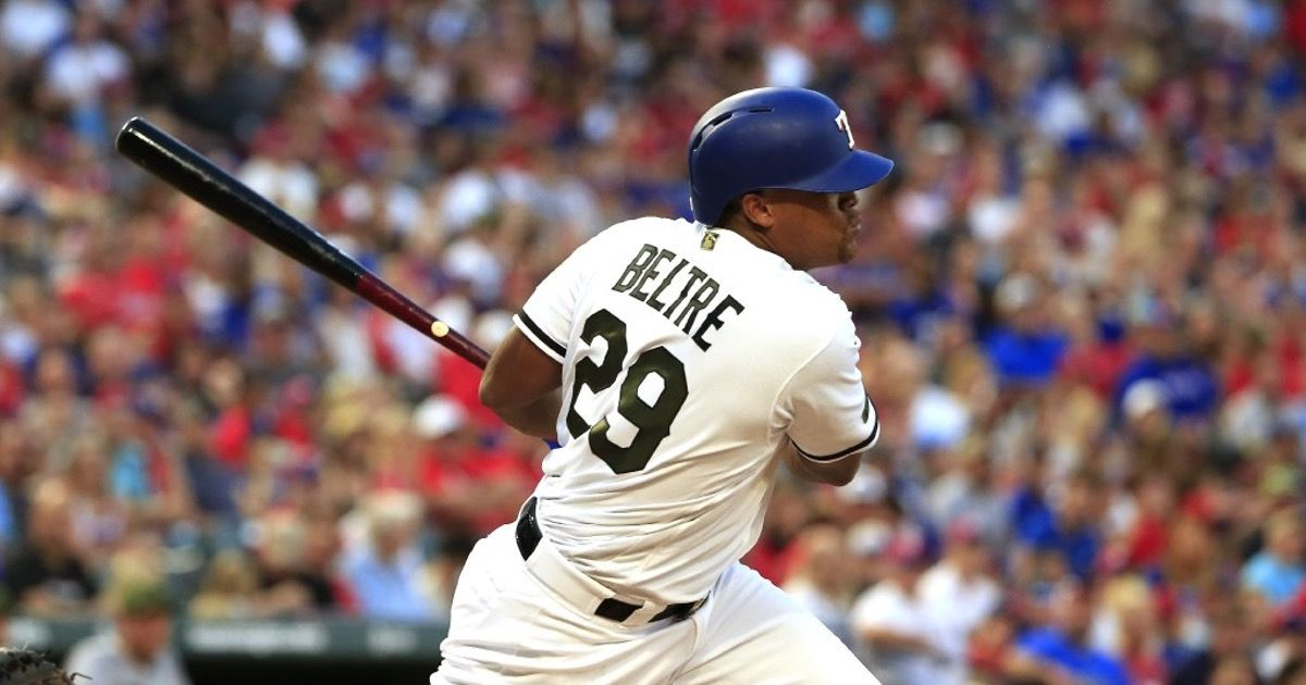 The Rangers got their leader back in Adrian Beltre, but