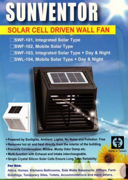 Solar Shed Fan Google Search Wall Fans Solar Alternative Energy