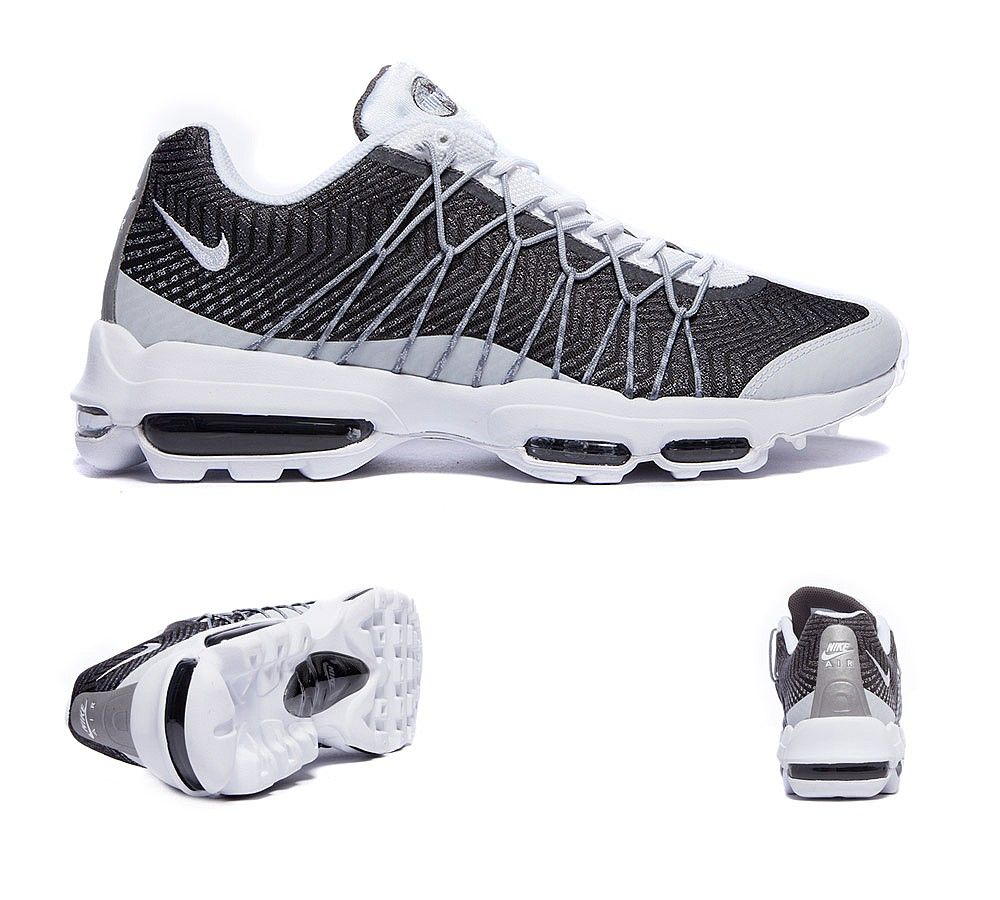 Nike Air Max 95 Ultra Jacquard Trainer  47697df1bdca