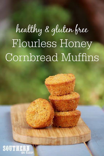 Flourless Honey Cornbread Muffins (Gluten Free!) Healthy Flourless Honey Cornbread Muffins - gluten free, healthy, refined sugar free, dairy free, nut free, soy free, coconut flour, fluffy cornbread, clean eating recipeHealthy Flourless Honey Cornbread Muffins - gluten free, healthy, refined sugar free, dairy free, nut free, soy free, coconut flour, fluffy co...