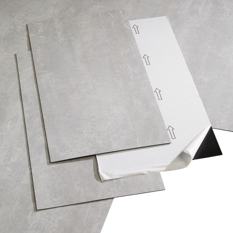 Dalle Pvc Adhesive Gris Clair L 60 X L 30 5 Cm Brico Depot En 2020 Dalle Pvc Adhesive Plaque Pvc Dalle Pvc