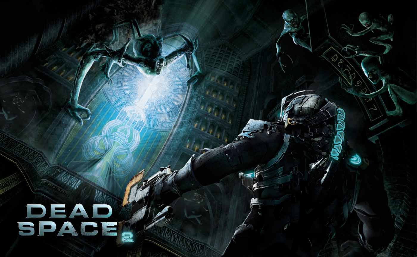 Dead Space 2 Wallpapers Igry Infografika Runy