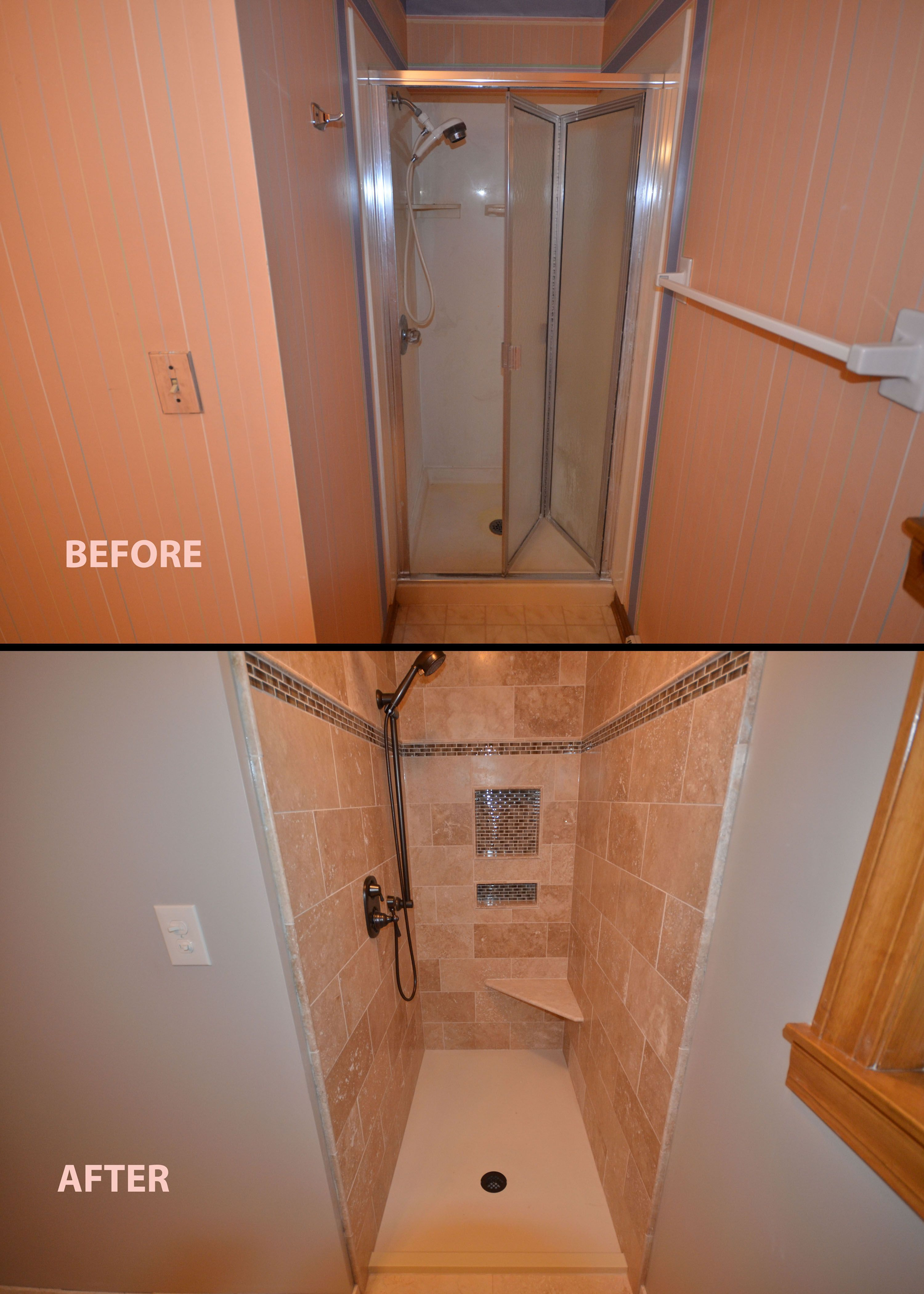 Small Bathroom Remodeling Ideas Before And After Pictures With
