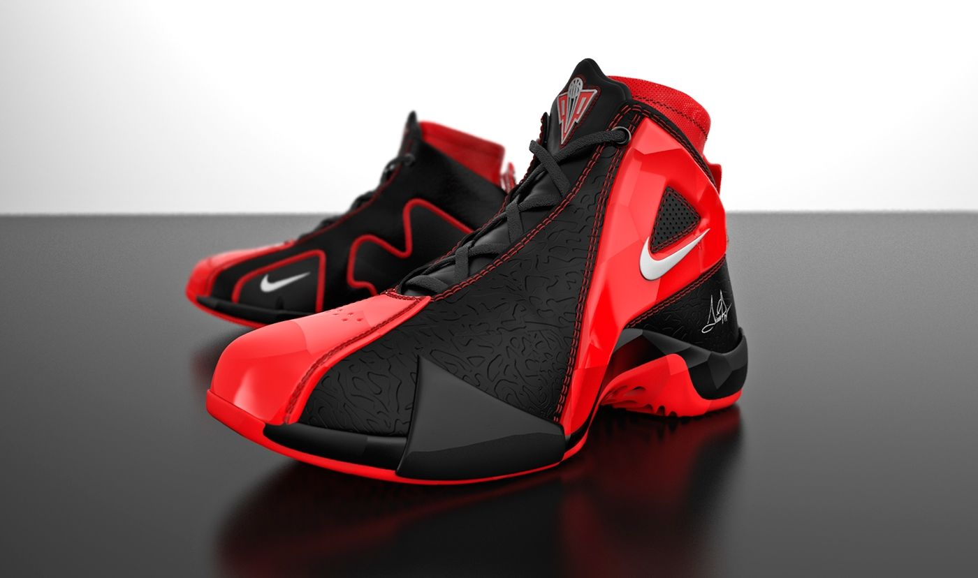 5a953a4e1a9a9d Concept design basketball shoe inspired by one of the greatest and my  personal all time favourite NBA player - Scottie Pippen Chicago Bulls  33