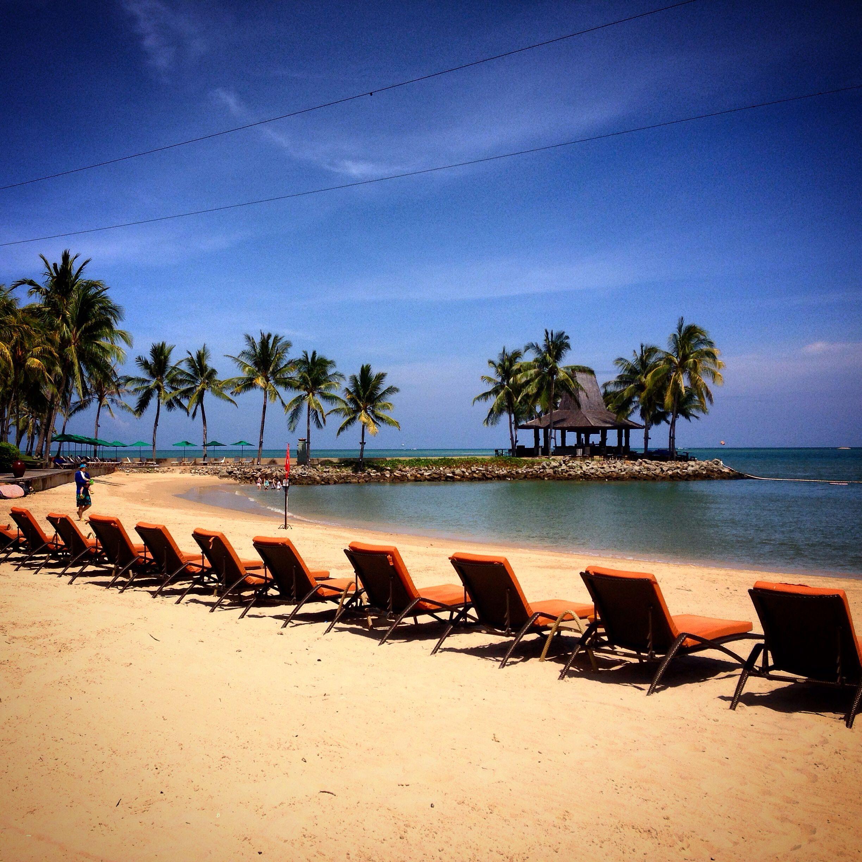 Malaysia Beaches: Shangri-La's Tanjung Aru Resort And Spa, Kota Kinabalu