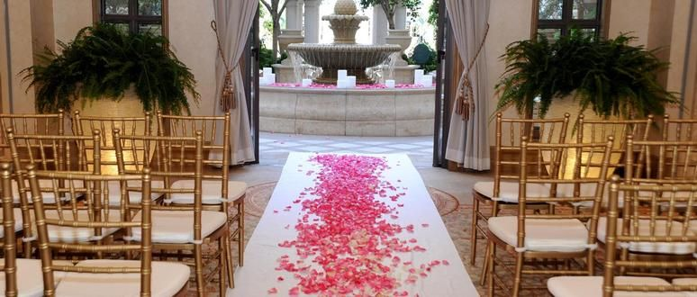 Venetian Hotel Wedding Chapel