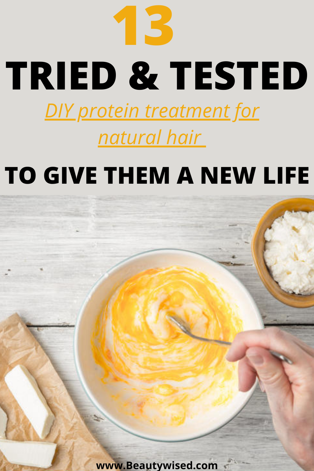 Give These Protein Hair Treatments For Your Natural Hair A Try And Thank Me Later In 2020 Protein Treatment Hair Protein Treatment Products Protein Hair Mask