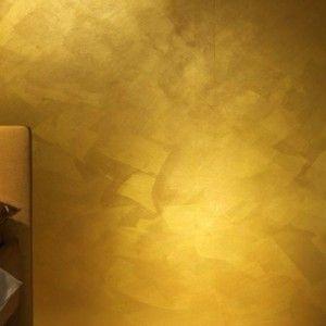40 verbl ffende ideen f r wanddeko aus holz peindre un - Goldene wanddeko ...