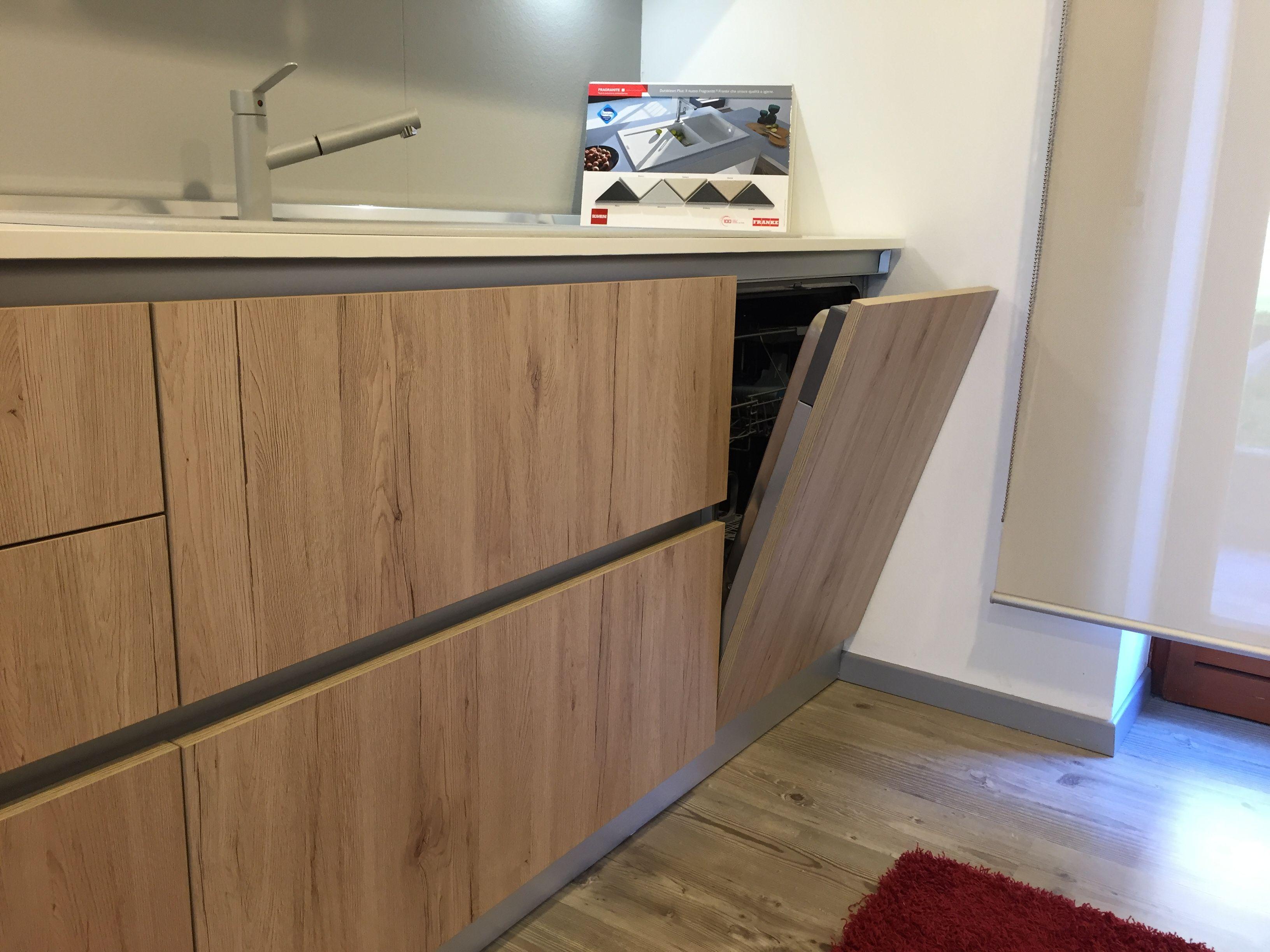 cucina scavolini modello liberamente. basi decorativo colore ... - Laminato In Cucina