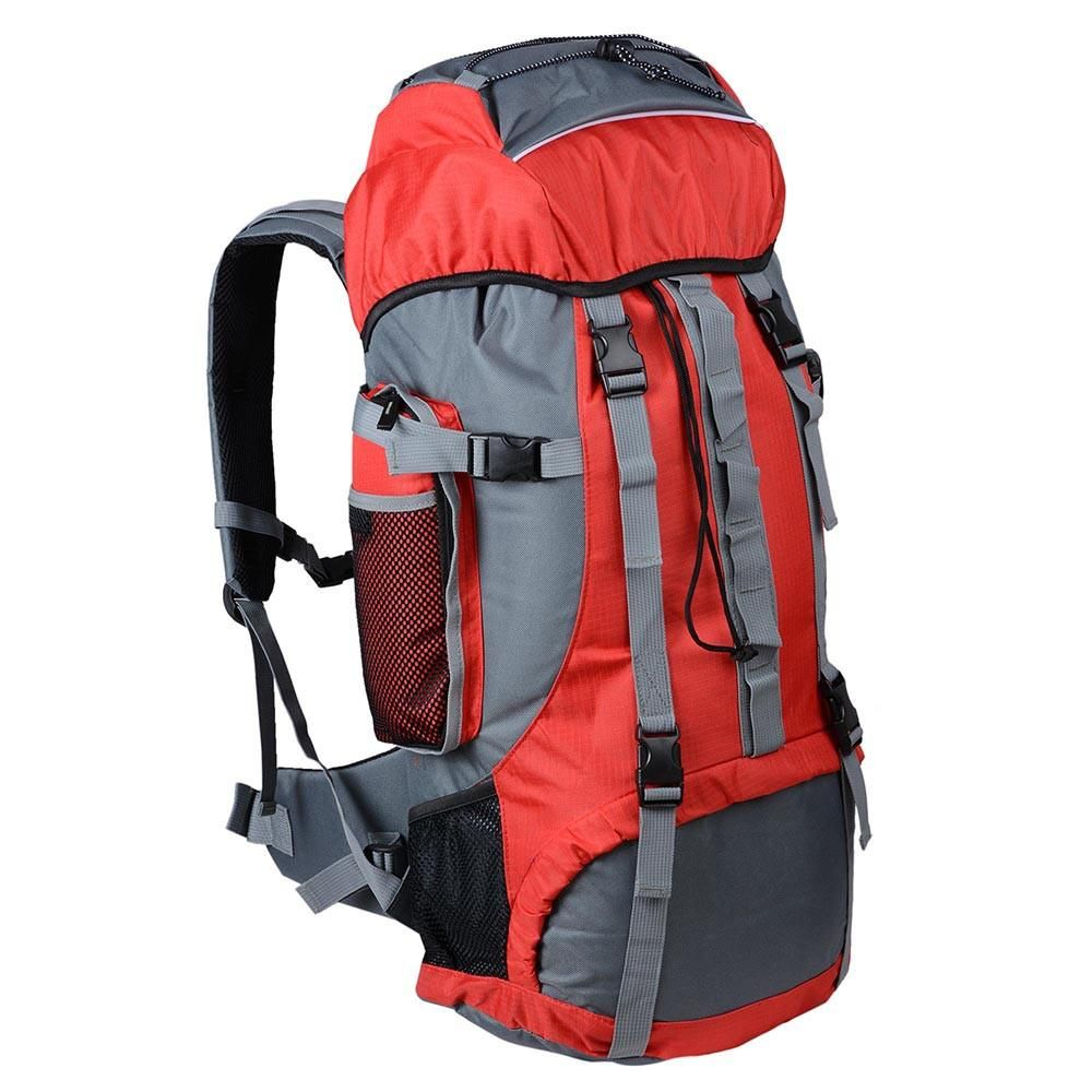 70L Large Outdoor Travel Sports Backpack Climbing Hiking Bag Rucksack Pack New