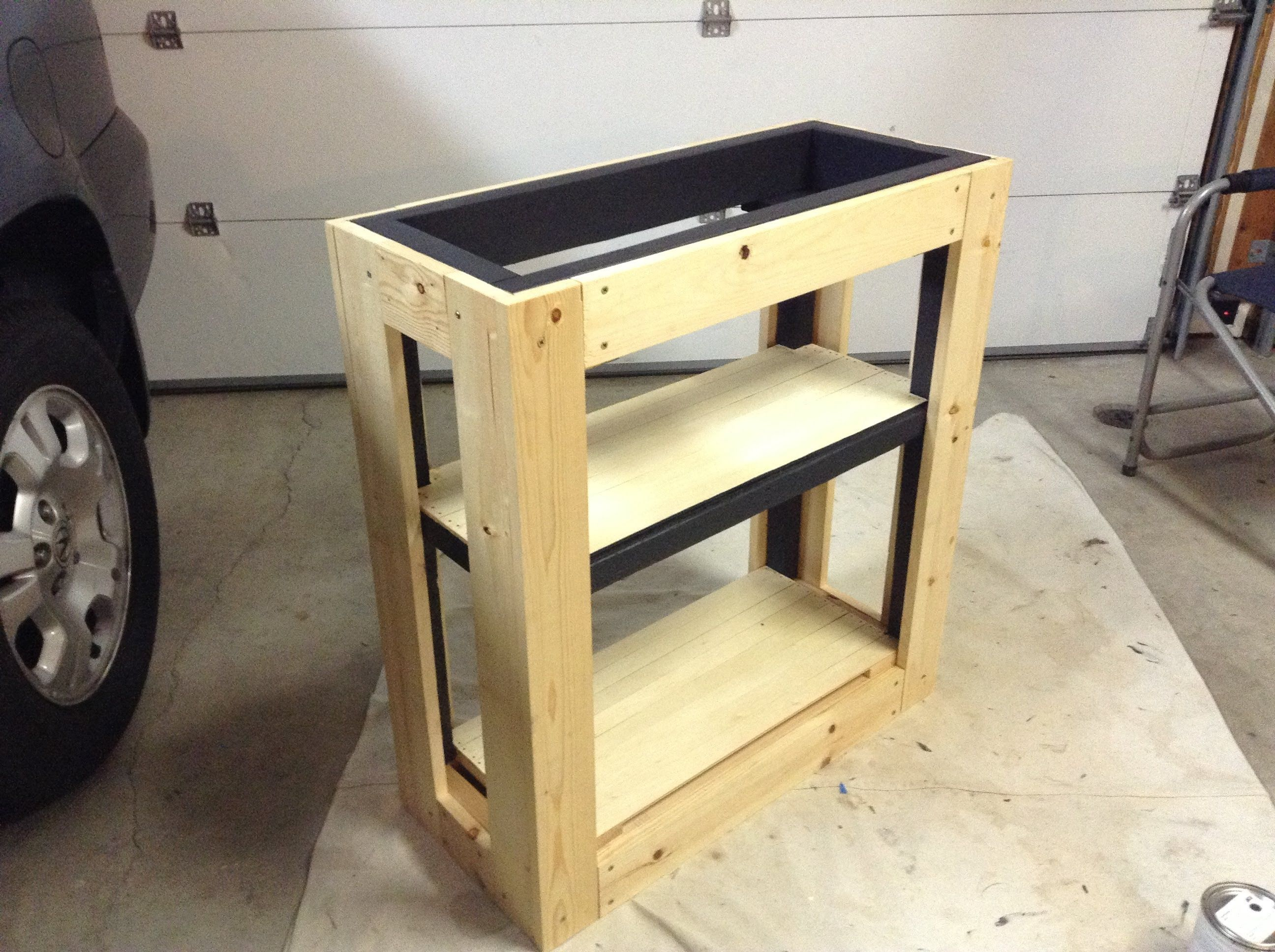 How To Build Your Own Vivarium Or Terrarium Tank Stand Perfect For