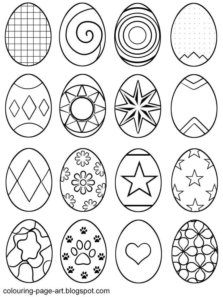 How To Draw A Easter Egg Beautiful Easter Eggs Drawing Hd Easter Easter Eggs Drawings Easter Coloring Sheets Easter Egg Template Easter Egg Designs