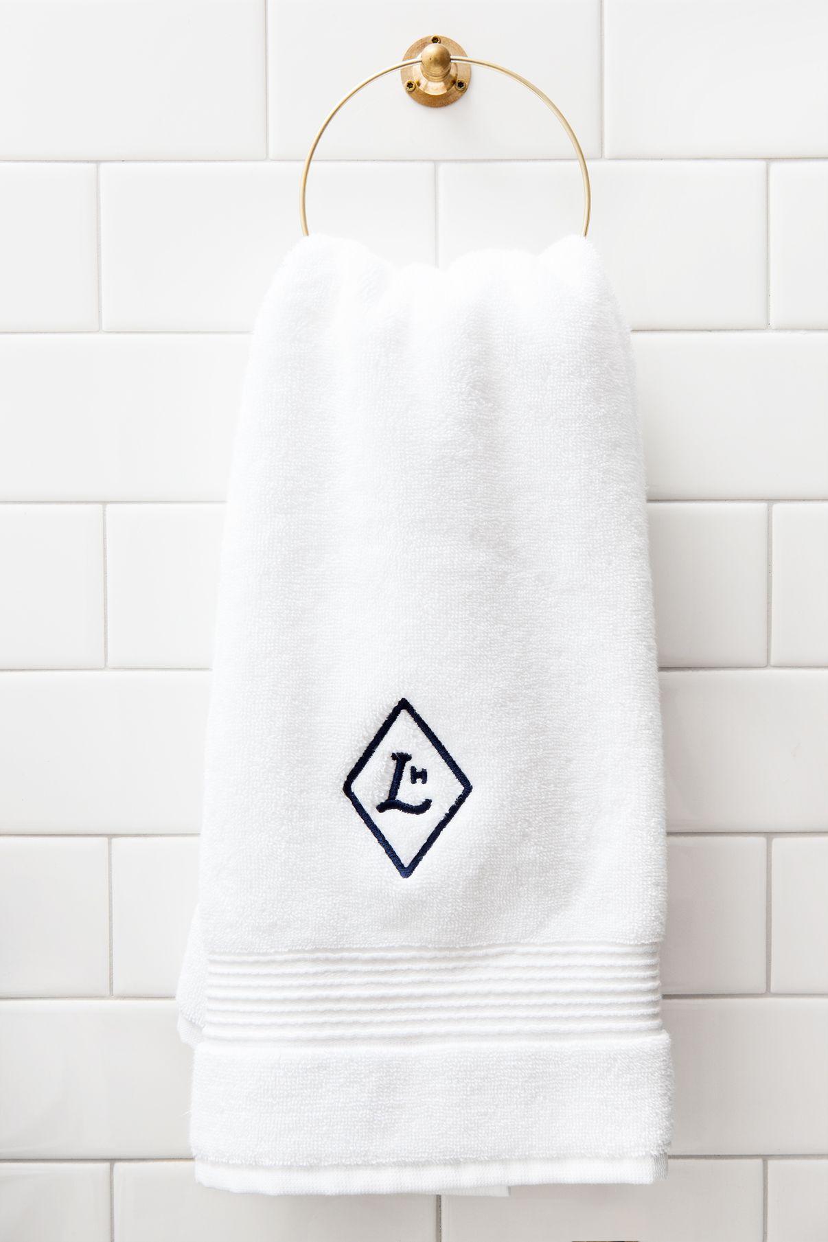 thelokalhoteltowel Hotel towels, Hotel logo, Hotel