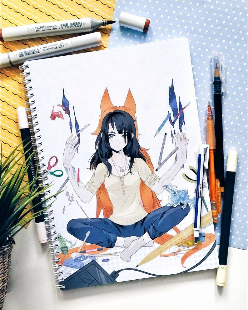 Can I Buy Anime Drawing Book At Barns And Noble Inspirational Anime Drawings Paper Anime Drawing Books Best Anime Drawings Anime
