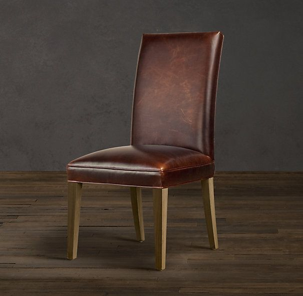 Exceptional Hudson Parsons Leather Side Chair. $409   $559. Can Customize Leather