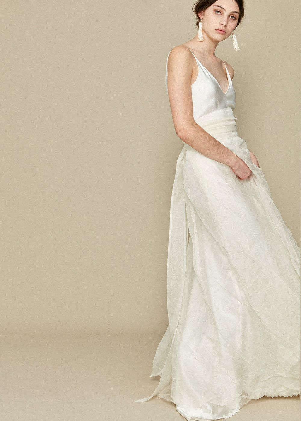 A la robe spina dress pinterest wedding dress and weddings