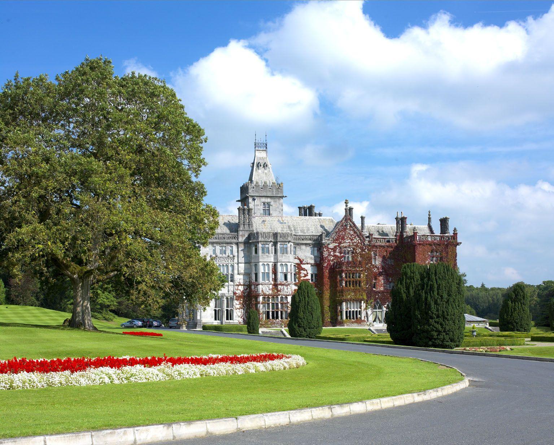 Adare Manor Hotel And Golf Resort In County Limerick Ireland