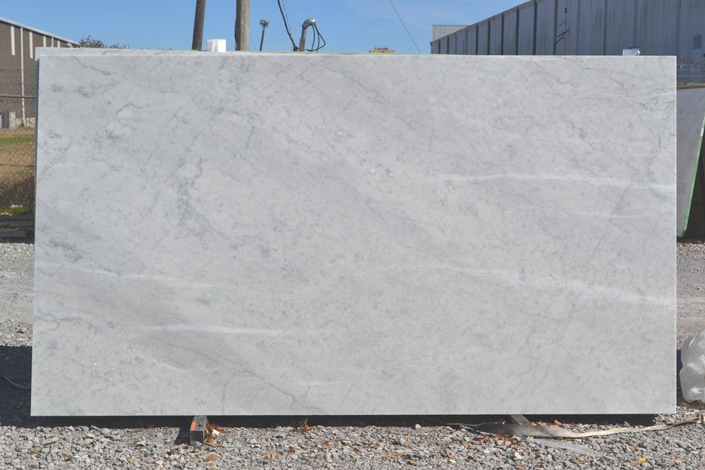 White Carrara Marble Marble Slab Neworleans Stone Gallery