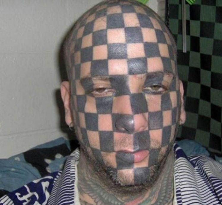 15 Permanently Regrettable Tattoos - Bored!