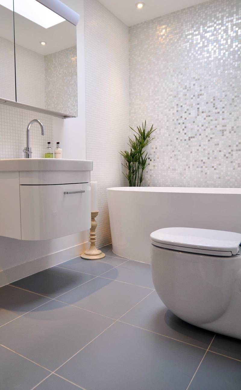 Idee Bagno Con Mosaico.Mosaico Bagno 100 Idee Per Rivestire Con Stile Bagni Moderni E