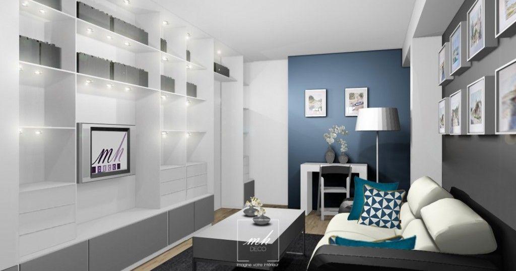 astuces conseils d corer et am nager de petits espaces par un architecte d 39 int rieur et une. Black Bedroom Furniture Sets. Home Design Ideas