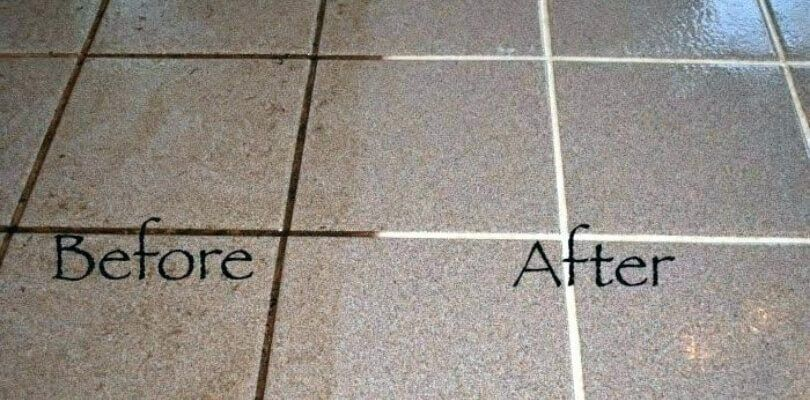 Try Tile And Grout Steam Cleaning For Deep Cleaning We All Are Aware Of The Challenges Faced During Tile And Clean Tile Cleaning Floor Grout Clean Tile Grout