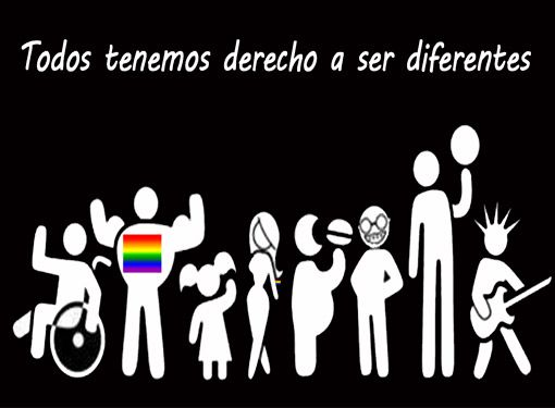 No a la discriminacion homosexual relationship