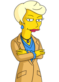 Lindsey Naegle Springfield The Simpsons Homer Simpson Simpsons Art