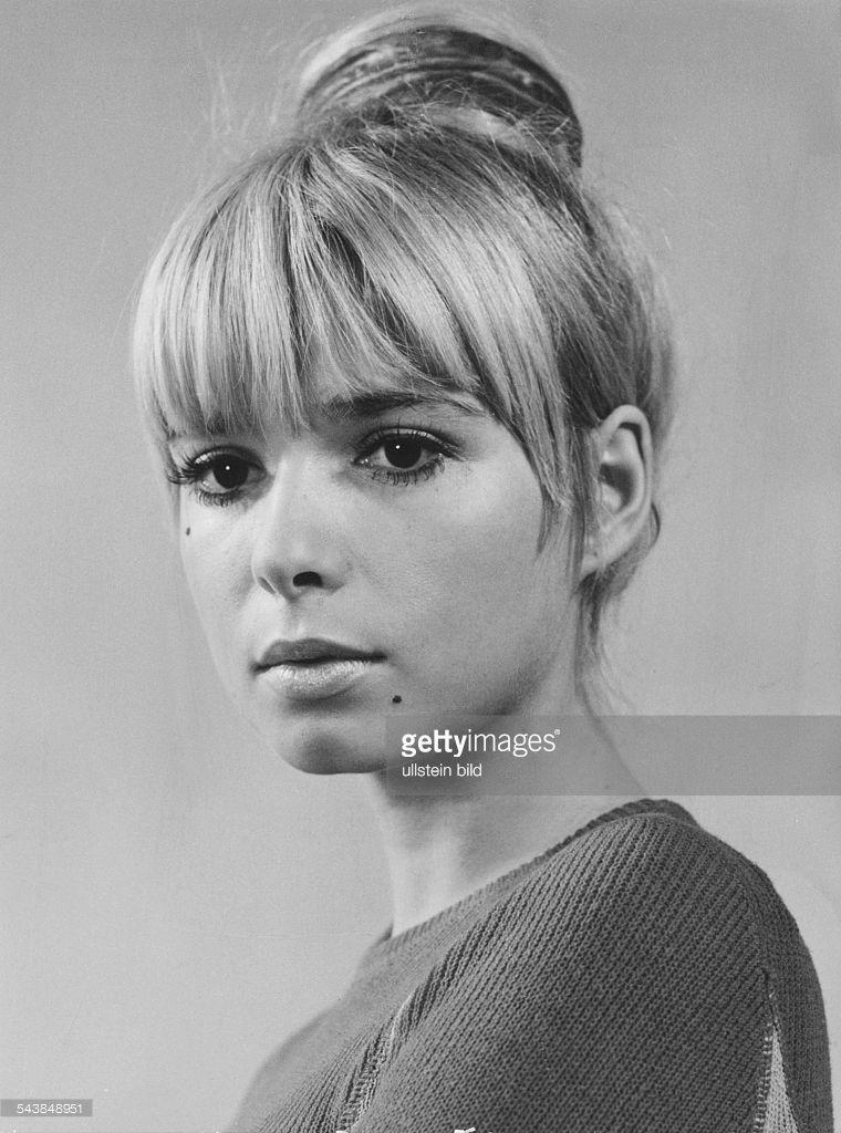 Ingrid Steeger, deutsche Schauspielerin - in den 1970e