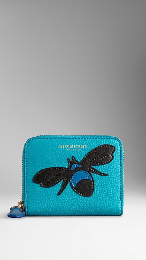 Burberry Small Zip Around Wallet