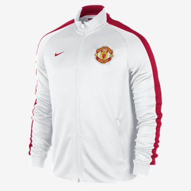 476fad00d72 Manchester United N98 Authentic Men s Track Jacket