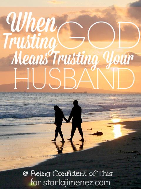 will i ever trust my husband again