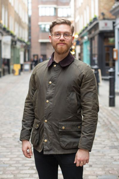 barbour carnaby street
