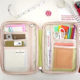 Cute Korean Stationery Craft Fabric Gift Wring School Supplies Online Mykimchi4u