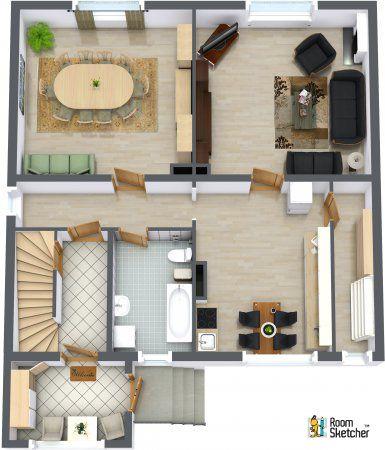 Home Designer Townhouse Designs Floor Planner House Design