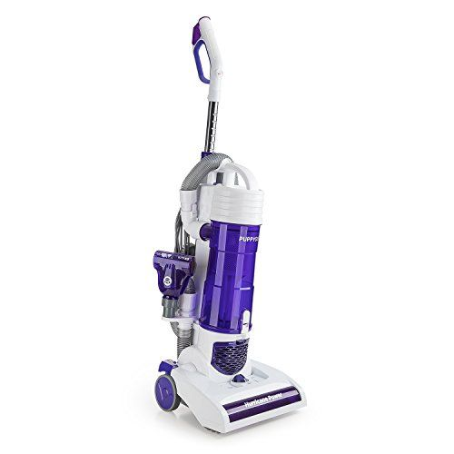 Get Offer Puppyoo Bagless Upright Vacuum Cleaner Cyclonic