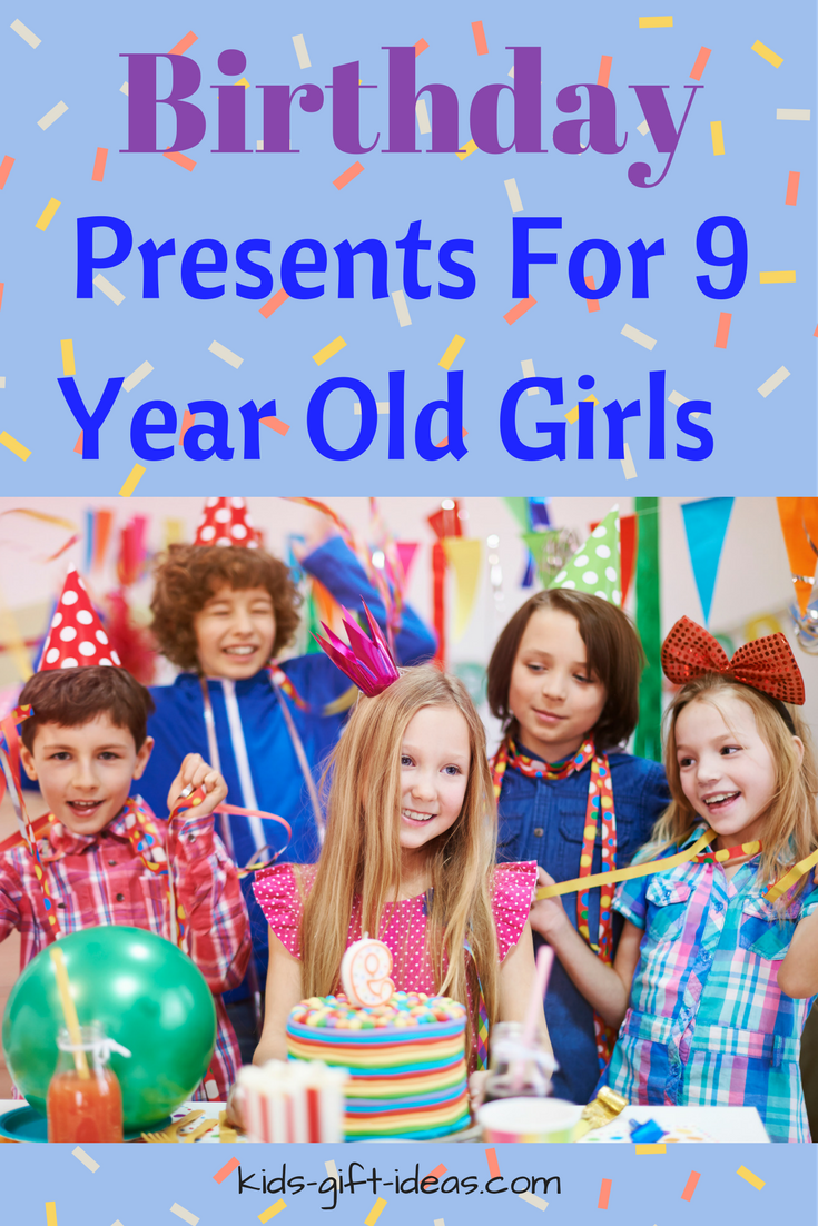 Great Gifts 9 Year Old Girls Will Love! TOP PICKS Gift