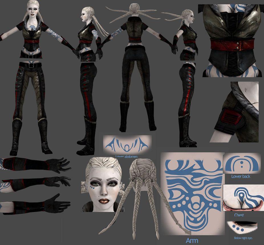 Borderlands Steele Reference by ninjagal6 on DeviantArt