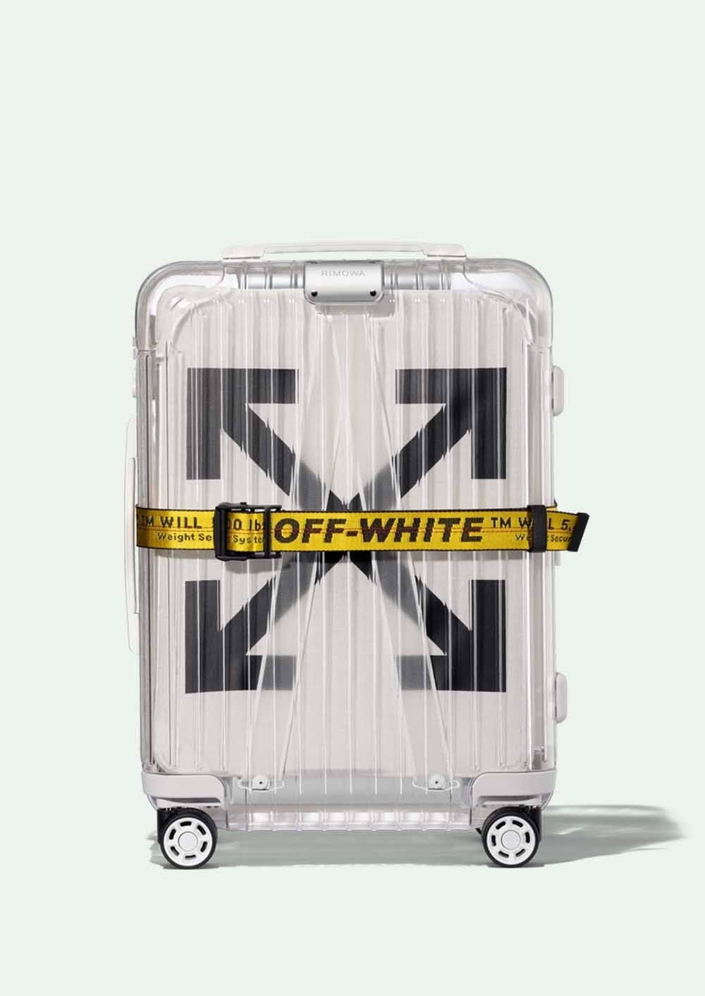 541d2838ab03 OFF WHITE - Luggage - OffWhite